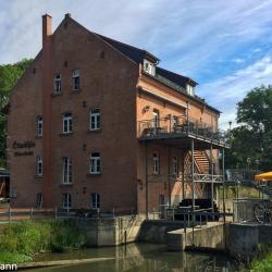 historische Mühle Eberstedt