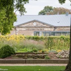 egapark - Kürbiszeit - Gartenbaumuseum