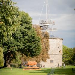 egapark - Kürbiszeit - Aussichtsturm