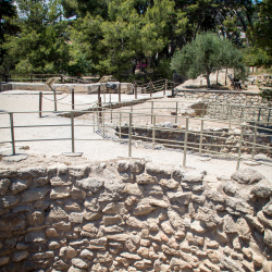 Knossos - Getreidespeicher