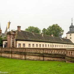 Weserradweg - Schloss Corvey
