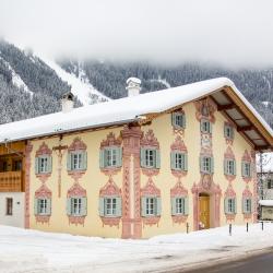 Dr. Schorscha Haus - Holzgau