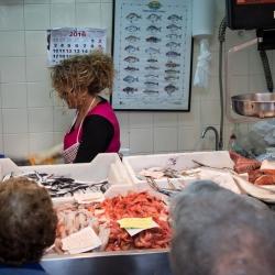 Fischgeschäft Sineu