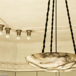 Deckenlampe - Haus Schulenburg