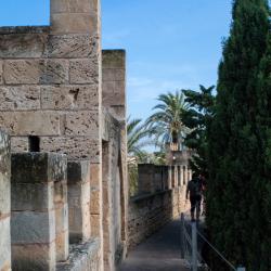 Stadtmauer Alcudia