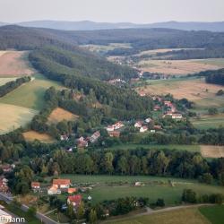 Ballonfahrt Eisenach