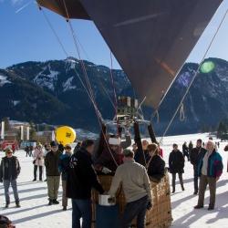 Ballon Festival im Tannheimer Tal