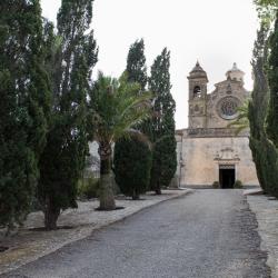 Aufgang zum Kloster Bonany