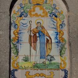 Ermita Bonany - Kachelbild