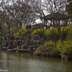 Garten des bescheidenen Beamten in Suzhou