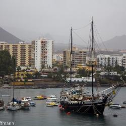 Teneriffa - Hafen Los Cristianos