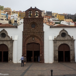 Kirche in San Sebastian de la Gomera