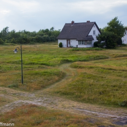 Wiesenwege in Neuendorf - Hiddensee