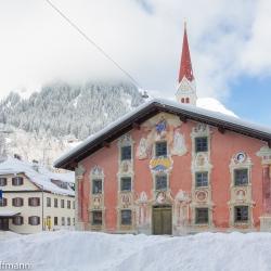 Holzgau - Dengeles Haus