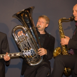Marco Böttcher, Christoph Gottwald und Dieter Gasde