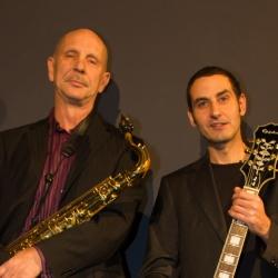 Marco Böttcher und Dieter Gasde