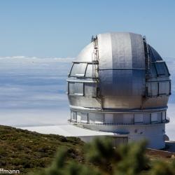 Gran Telescopio CANARIAS GTC
