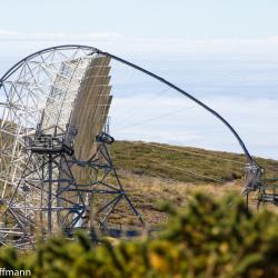 Das Spiegelteleskop MAGIC IACT
