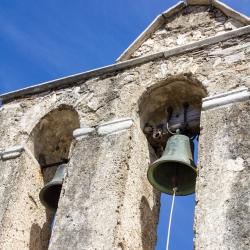 Naxos - Panagia Drossiani - Glockenturm