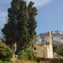 Naxos - Panagia Drossiani
