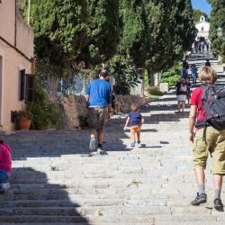 Treppe zum Kalvarienberg