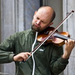 Strassenmusiker München