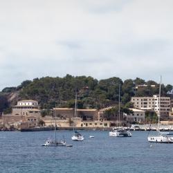 Mallorca - Bucht und Hafen von Port de Soller