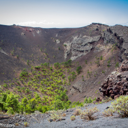 San Antonio Vulkankrater