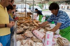 Bäcker - Wochenmarkt Sineu