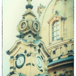 Dresden - Detail Frauenkirche