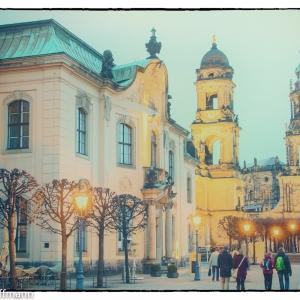 Dresden - Brühlsche Terrassen