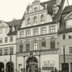 Erfurt Altstadt Fischmarkt