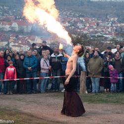 Sommergewinn Eisenach - Feuerkünstler