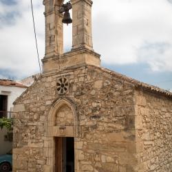 Dorfkirche in Margarites auf Kreta