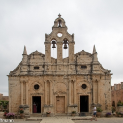 Klosterkirche - Kloster Arkadi