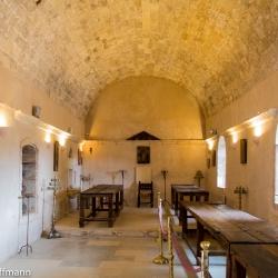 Speisesaal - Kloster Arkadi
