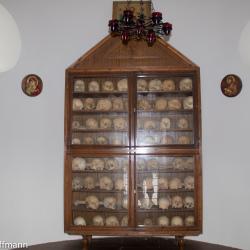 Gebeinhaus - Kloster Arkadi