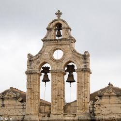 Glockenspiel der Klosterkirche - Kloster Arkadi