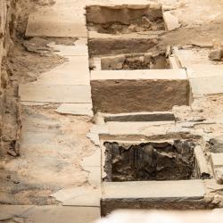 Knossos - die heiligen Schatzkammern