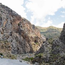 Kreta - Kourtaliotiko-Schlucht