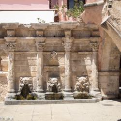 Rimondi Brunnen in Rethimnon