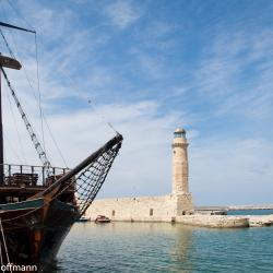 venezianischer Hafen Rethimnon