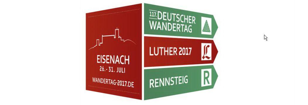 Logo - Wandertag 2017