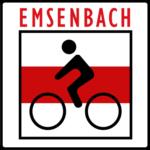 Emsenbach Radweg