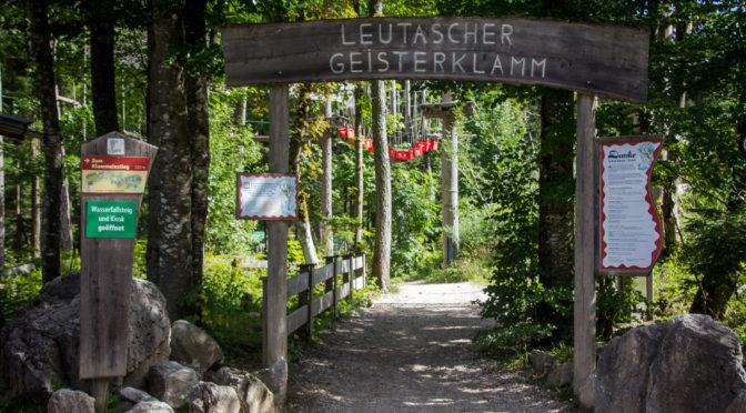 Leutascher Ghost Cliff