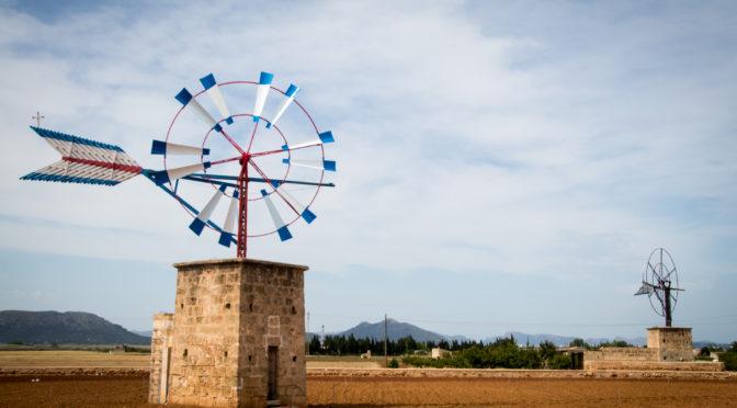 Pumping windmills – Molino de Ferro