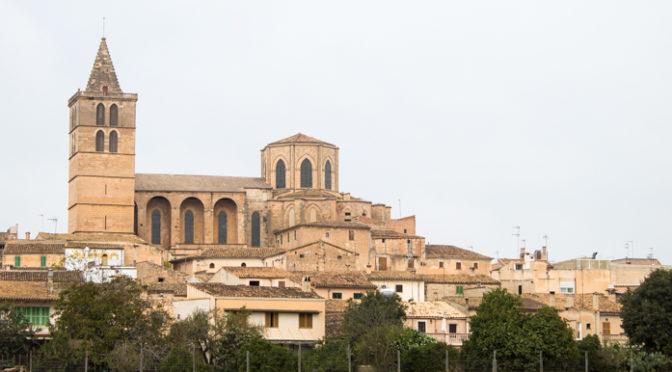 Wochenmarkt Sineu auf Mallorca