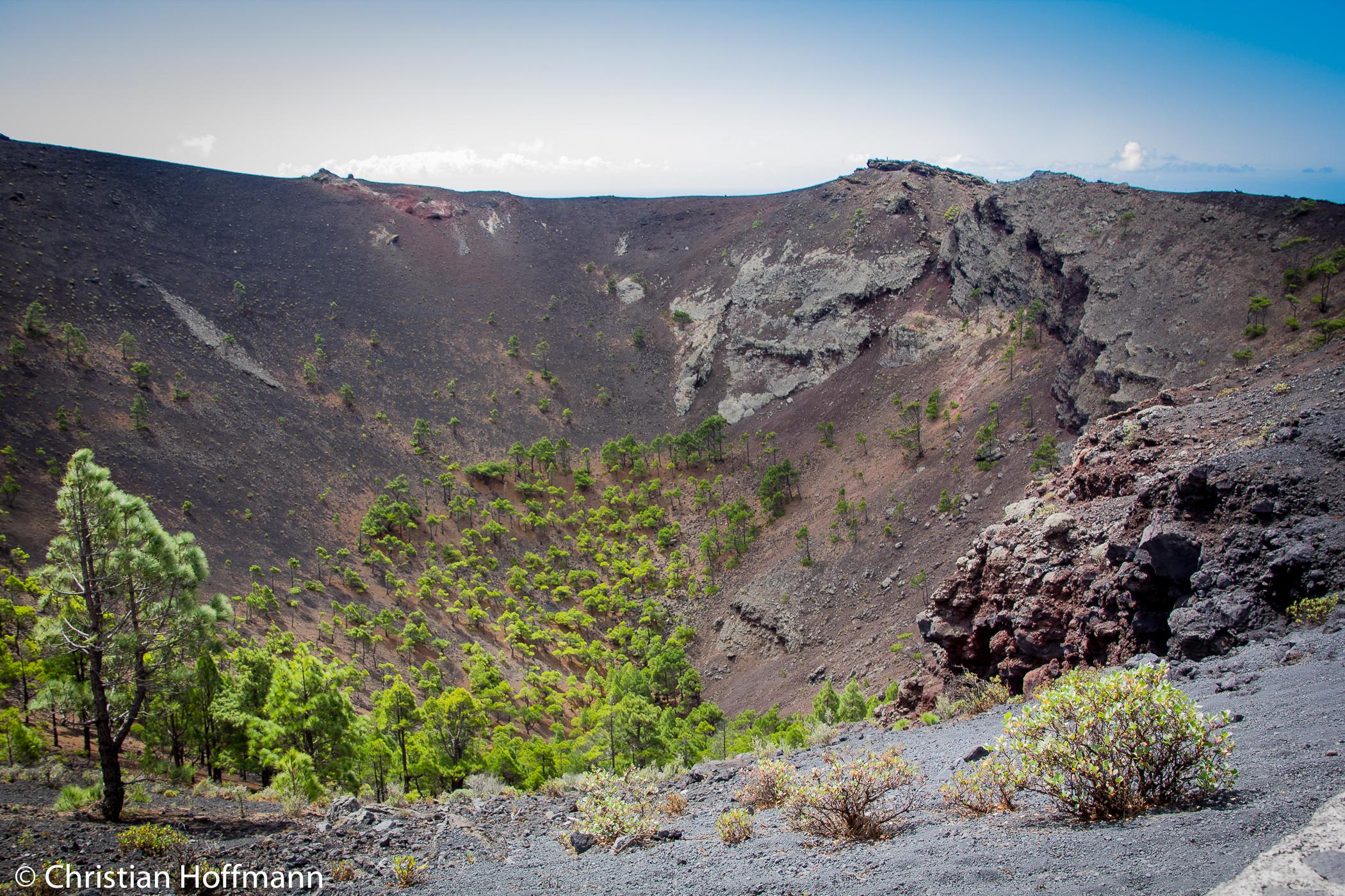 San-Antonio-Vulkankrater