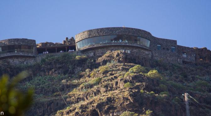 Mirador del Palmarejo auf Gomera
