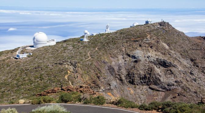 Observatorien-La-Palma